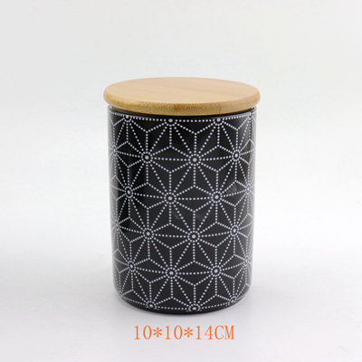 Pottery Canister Sets